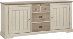 Komoda LE PORT 190cm /french white/