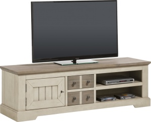 Szafka RTV LE PORT 160cm /french white/